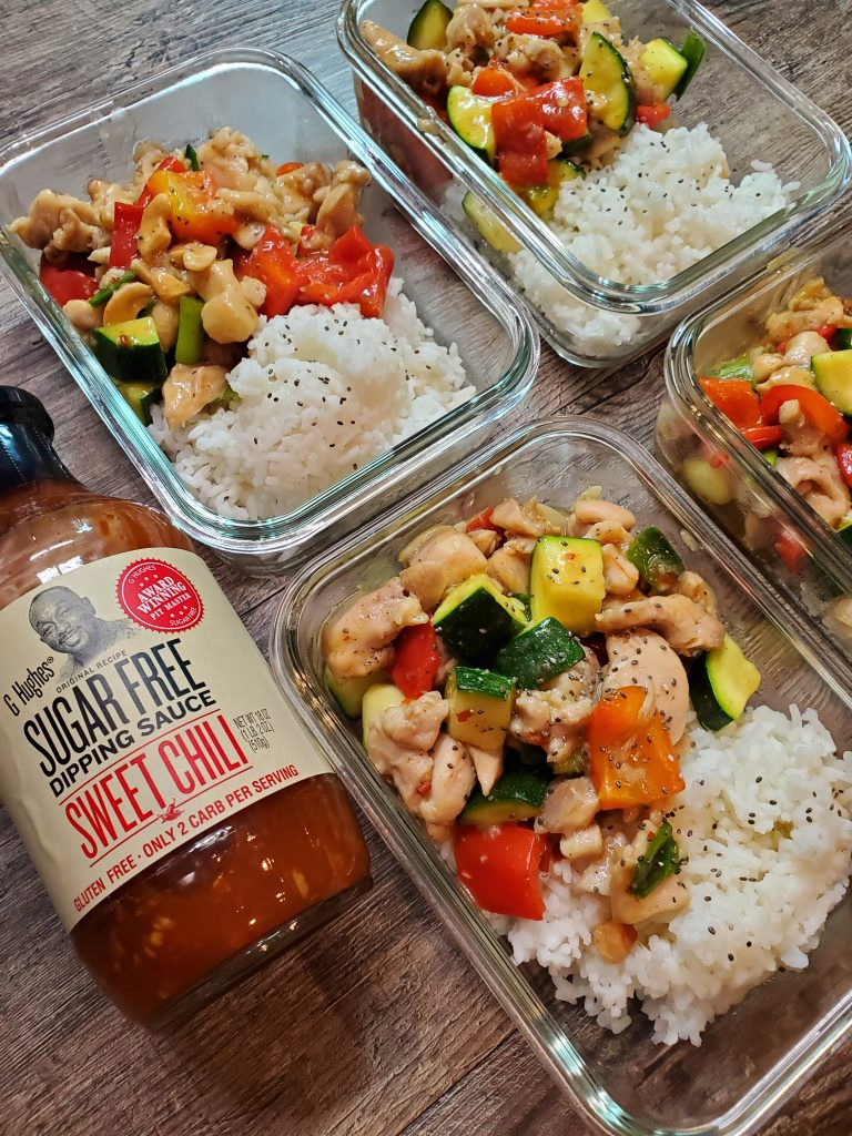 healthy kung pao chicken panda express copycat  the meal